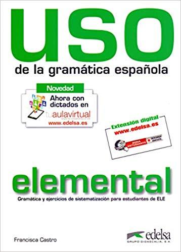 Uso de la gramática española elemental