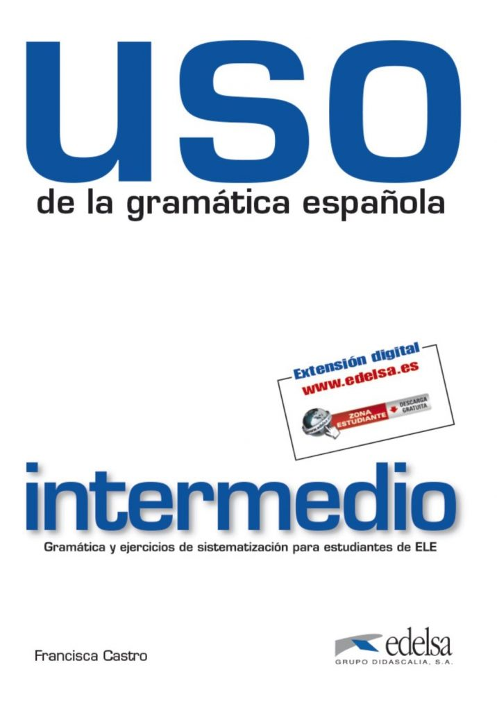 Uso de la gramática española intermedio