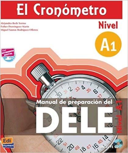 libro para preparar el examen dele a1 sin profesor El Cronómetro