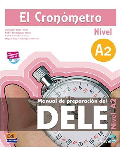 libro para preparar el examen dele a2 sin profesor El Cronómetro