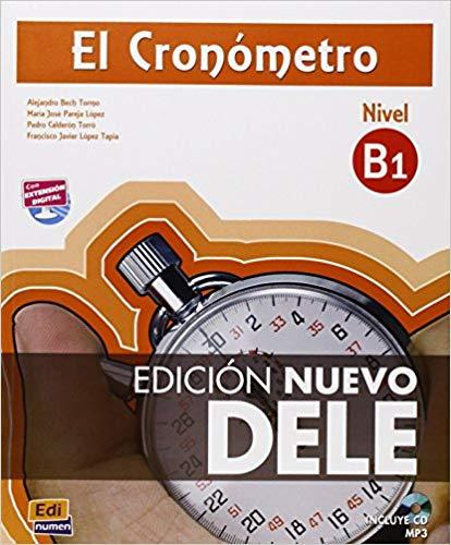 libro para preparar el examen dele b1 sin profesor El Cronómetro