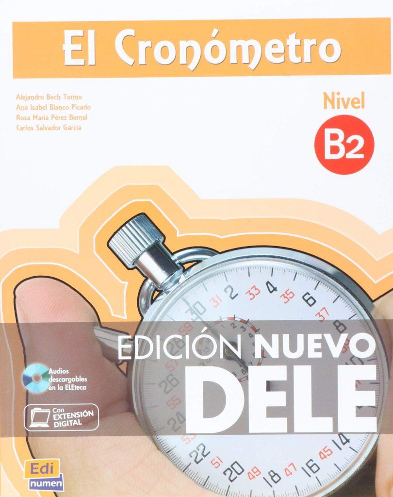 libro para preparar el examen dele b2 sin profesor El Cronómetro