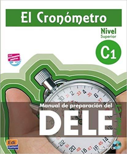 libro para preparar el examen dele  c1 sin profesor El Cronómetro