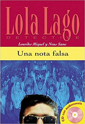 libro para leer y aprender español con historias detectives