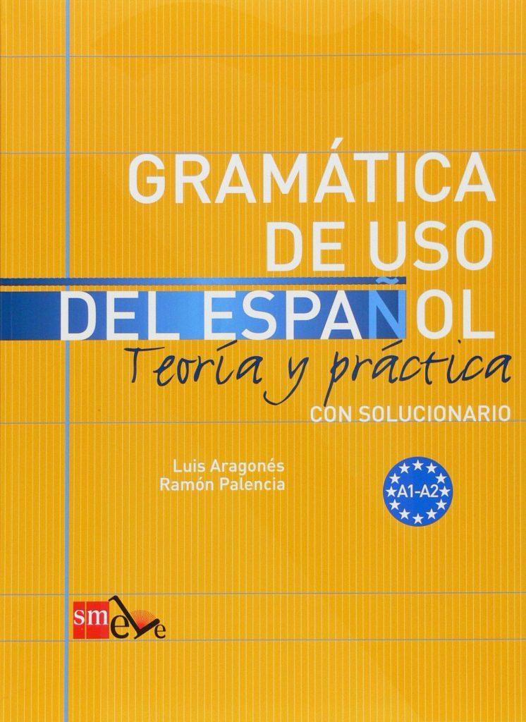 Libro de gramática para aprender español principiantes