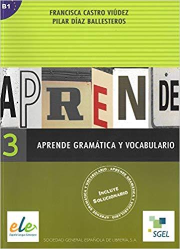 aprender gramática y vocabulario nivel  B1