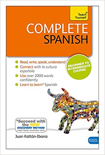 complete spanish vocabulary book
