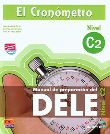 libro para preparar el examen dele  c2 sin profesor El Cronómetro
