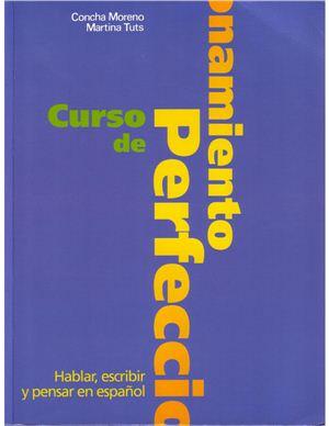 Libro para estudiantes avanzados de español
