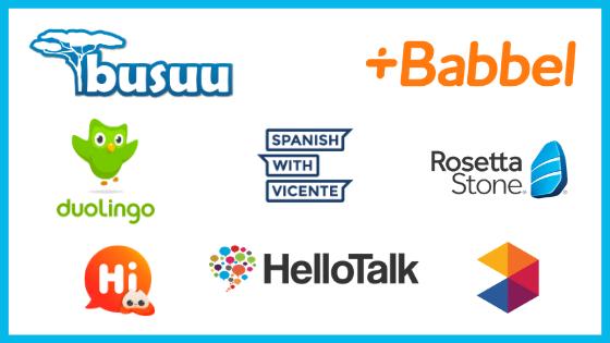 Las mejores Apps para aprender español online