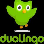 Logo duolingo apps para aprender español