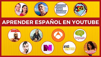Los mejores canales de youtube para aprender español