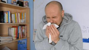 pillar un resfriado vicente