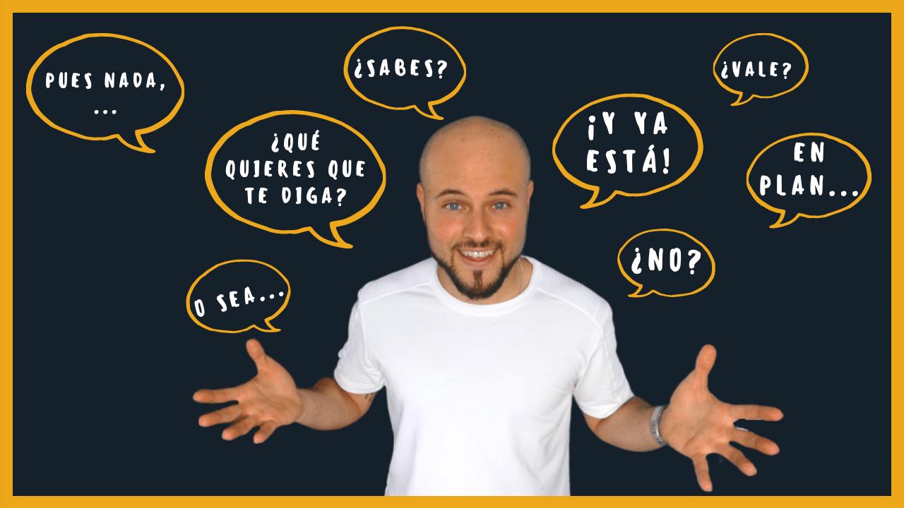 Las 10 MULETILLAS más FRECUENTES en ESPAÑOL