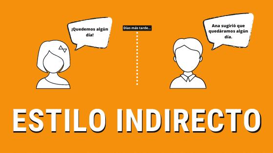 Curso completo estilo indirecto gramática española