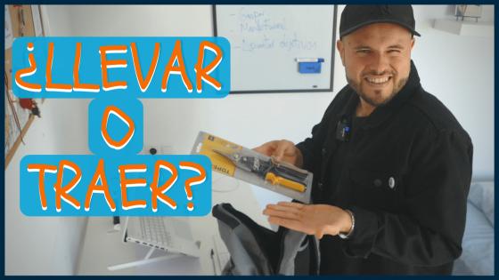 Diferencia entre LLEVAR y TRAER