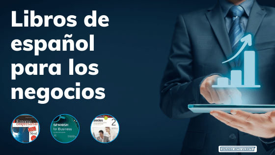 Los mejores libros de español para los negocios