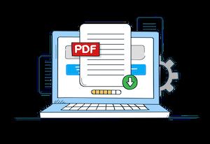 PDF descargables en todas las lecciones y podcast