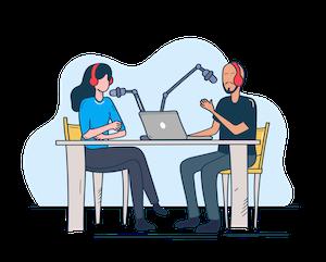 Podcast para aprender español online de spanish with vicente academia de español en línea