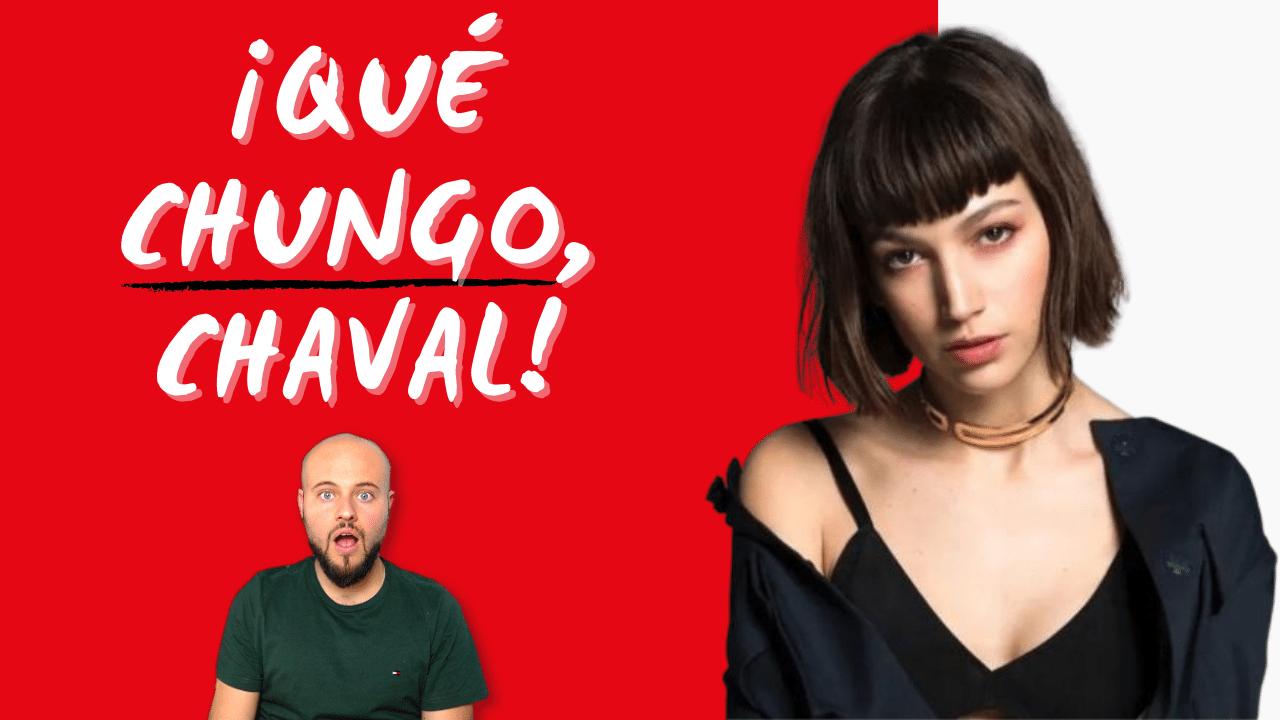 Analizando el español de Úrsula Corberó speaking Spanish Cómo habla Úrsula Corberó
