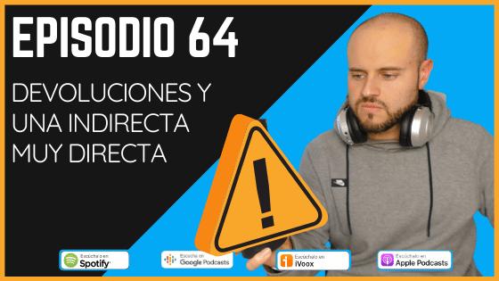 Episodio 64 cómo devolver un regalo vocabulario para hacer devoluciones en español