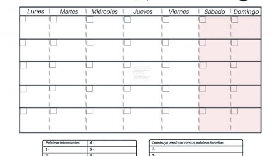 Consejos para aprender vocabulario en español