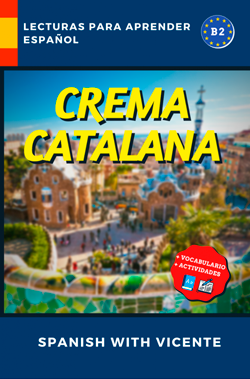 Libro Crema Catalana