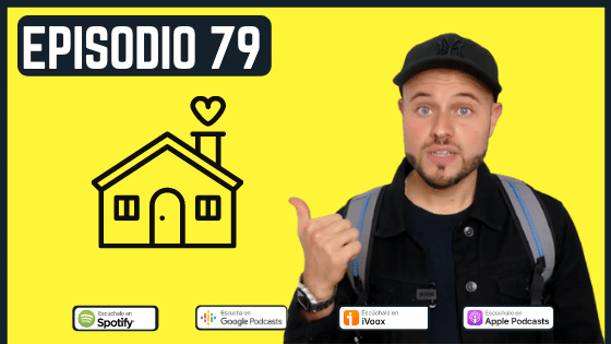 Episodio 79 Vocabulario de la casa, cómo sería una casa ideal en españa, vocabulario de los muebles de la casa para estudiantes de nivel avanzado