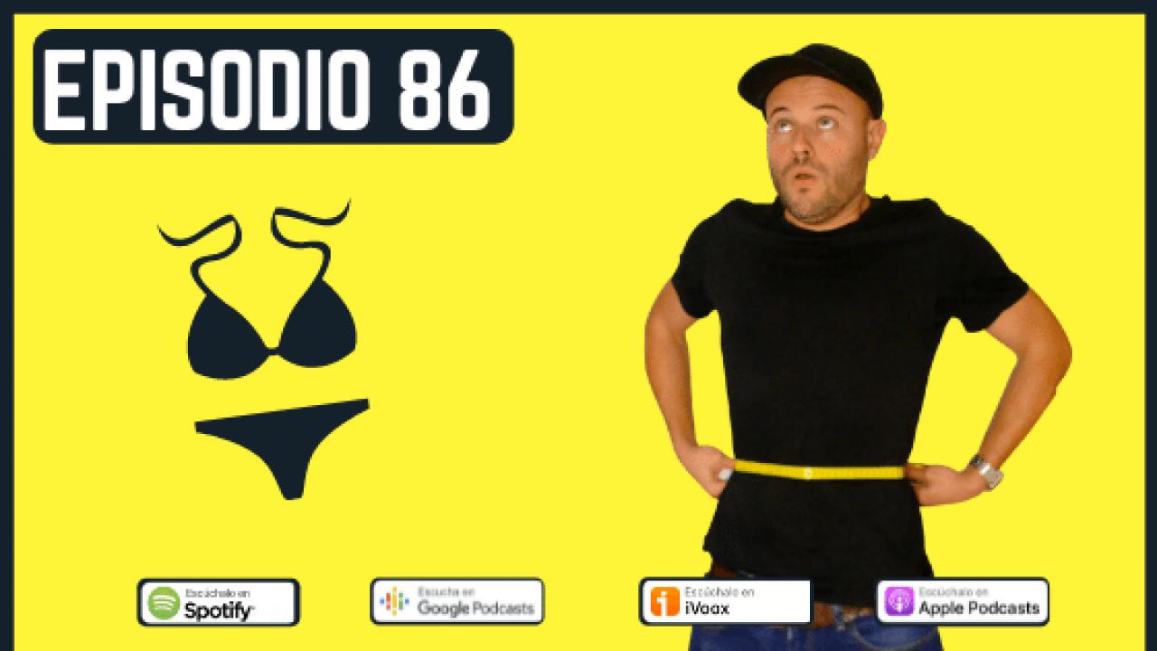 86 – Operación bikini – Vocabulario de la salud