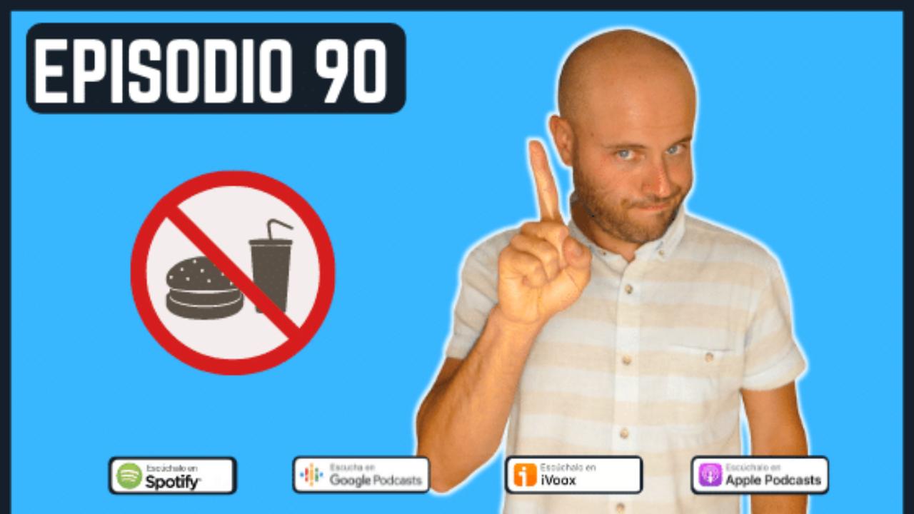 90 – No está permitido comer en la piscina – Expresar prohibición